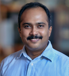 Image: Harsha Doddapaneni, Ph.D.