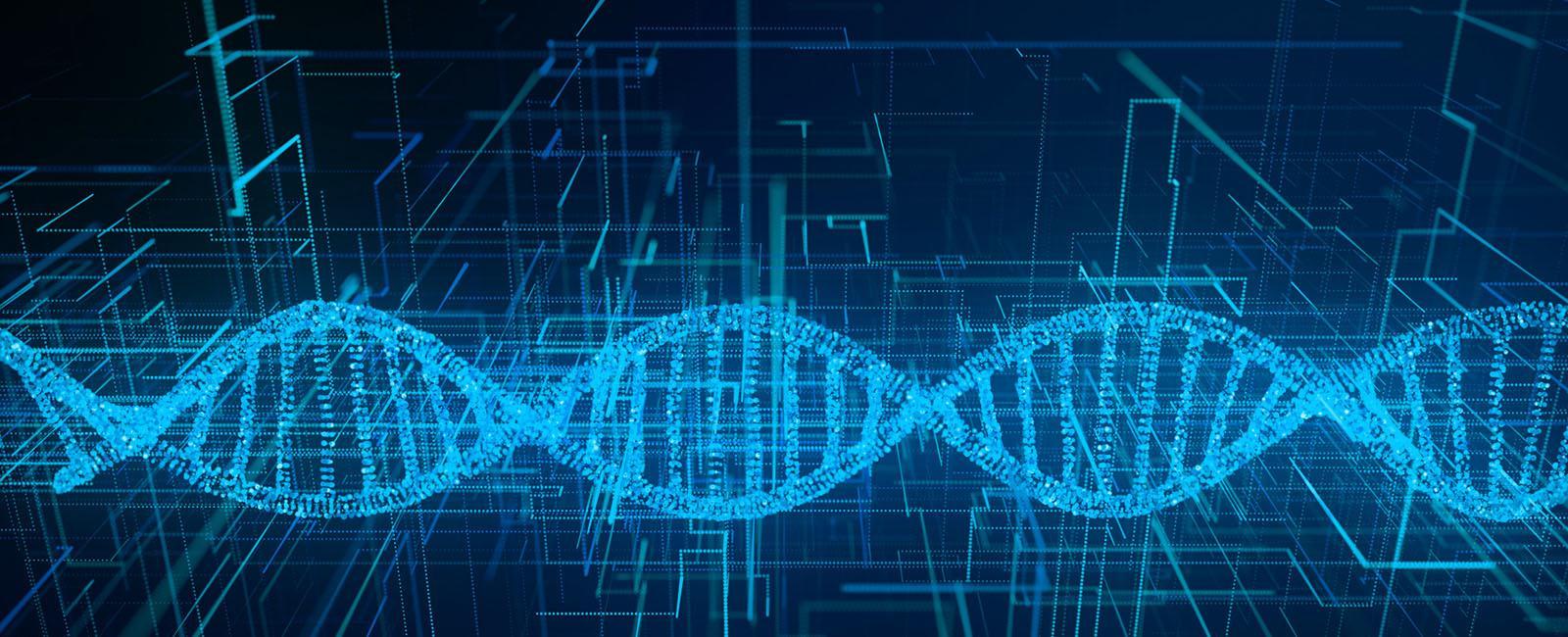 DNA art